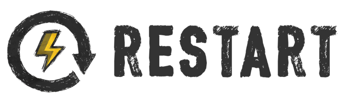 Restart Icon With Word Mark.png
